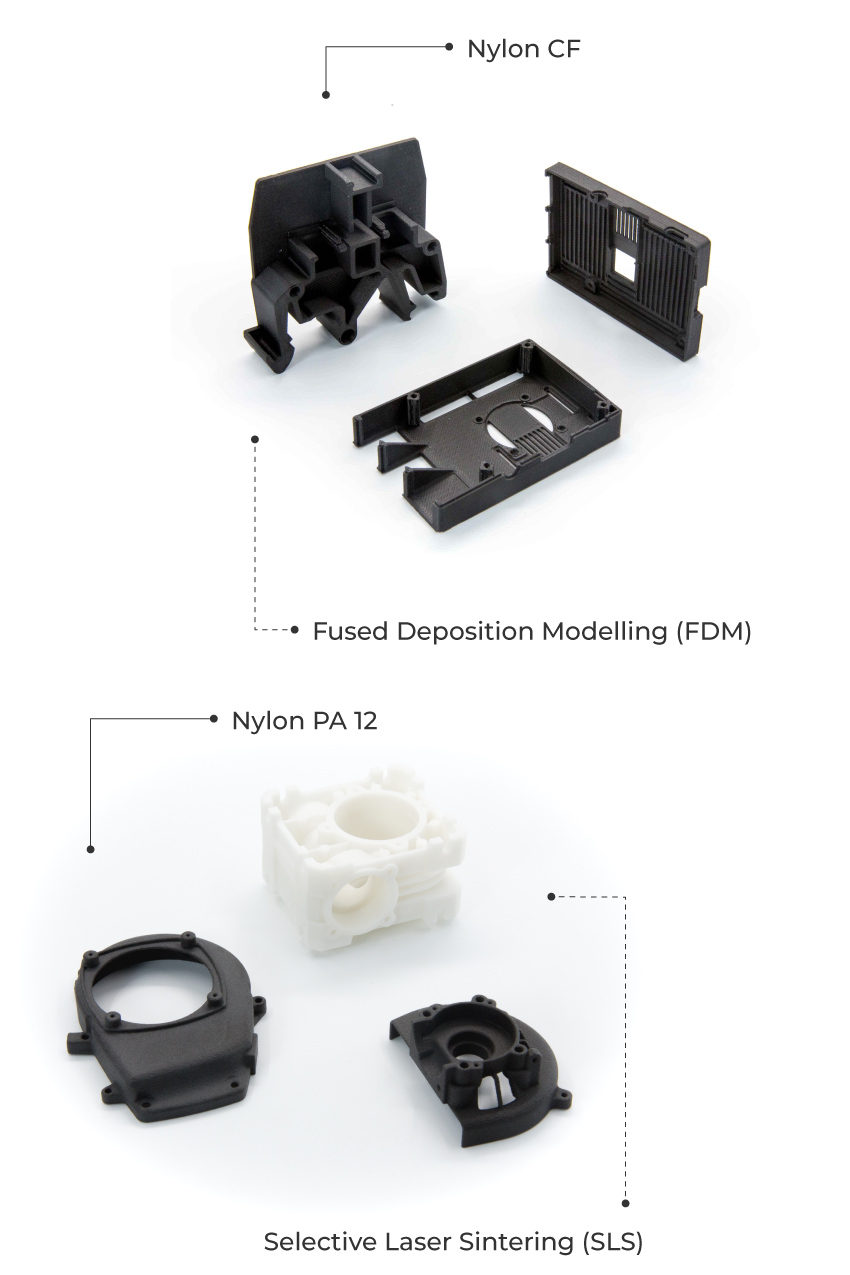 Nylon 3D Printing Australia Services