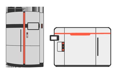 3D Printing Australia SLS MJF icon